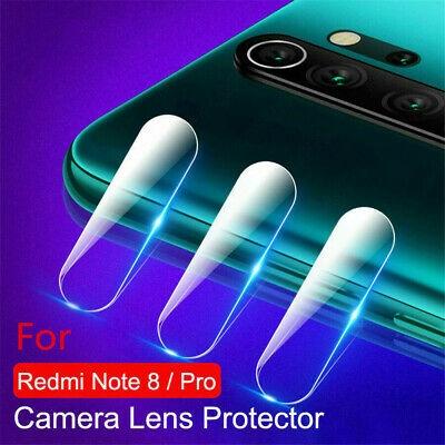 $0.94 • Buy Back Lens Tempered Glass Camera Protector Film For Xiaomi Redmi Note 7 8 Pro New