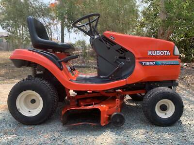 AU2500 • Buy Kubota Ride On Mower T1560