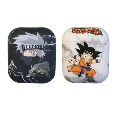 $ CDN5.07 • Buy Anime Naruto Print Silicone Case Cover For Apple Airpods1/2 Holder  HOT