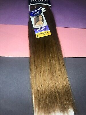 $40 • Buy Milky Way PURE Human Hair Weave Extension Yaky_16 _#30
