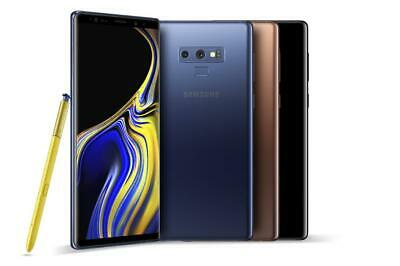 $ CDN692.47 • Buy Samsung Galaxy Note9 SM-N960U1-128GB (AT&T/ T-MOBILE/ SPRINT/VERIZON) UNLOCKED