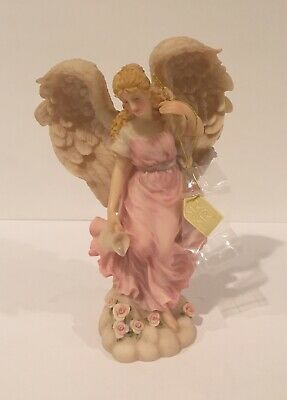 $25 • Buy Seraphim Angel Rosalie  Nature's Delight  #74105 1995 Roman Inc. Free Shipping