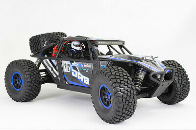 Ftx Dr8 1/8 Scale Desert Racer 4 To 6s Lipo Ready To Run - Blue • 379.99£