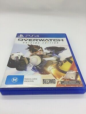 AU25 • Buy Ps4 Game Overwatch Origins Edition