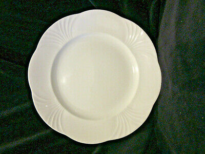 Villeroy & Boch Arco Weiss Dinner Plate German Bone China 10 5/8  SS • 27.66£