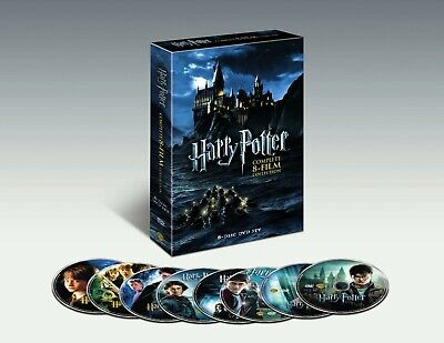 $18.99 • Buy Brand New Harry Potter Complete 8-Film Collection DVD, 2011, 8-Disc Set