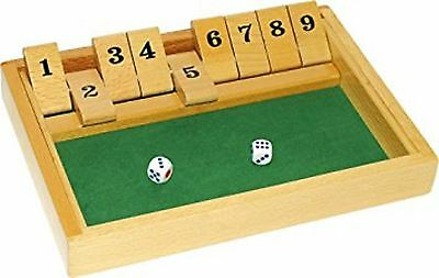 £11.50 • Buy Shut The Box,Dementia/Alzheimer Nostalgic Activities Game