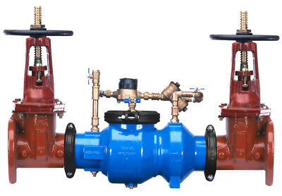 $4750 • Buy 8-350ADA - Double Check Detector Backflow Preventer - Zurn