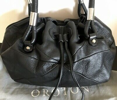 AU49.90 • Buy Oroton   Leather  Shoulder Bag With Dust Bag  In Great Condition $595