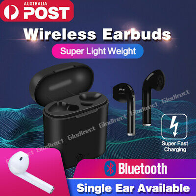AU15.95 • Buy Bluetooth Wireless Earbuds Earphone Fits Earpods Headset Headphone Sport Charger