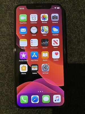 AU455 • Buy Apple IPhone X - 64GB - Space Grey (Unlocked) A1865 (CDMA + GSM) (AU Stock)