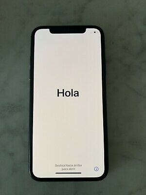 AU530 • Buy Apple IPhone X - 256GB - Space Grey (Unlocked) A1865 (CDMA + GSM) (AU Stock)
