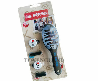 One Direction Hair Brush & Accessories Set (black) - Perfect Set For Hair Style • 4.99£
