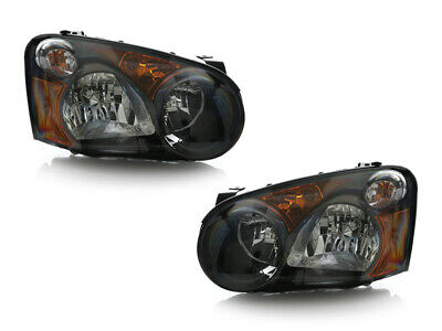 $389.95 • Buy RIGHT + LEFT Side Replacement Headlight Pair Assembly For 2005 05 Subaru Impreza