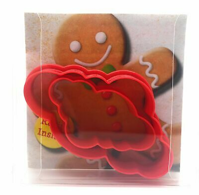 £2.99 • Buy Cloud Cookie Cutter Set Of 2, Biscuit, Pastry, Fondant Cutter