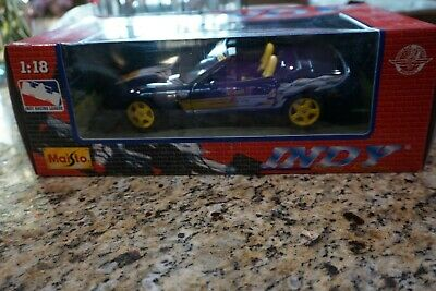 $15 • Buy Maisto Indy 500 Edition Chevrolet Corvette Official Pace Car