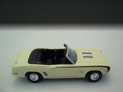 $0.95 • Buy 1/64 Scale 1969 Chevrolet Camaro SS Convertible  - Gorgeous - Greenlight