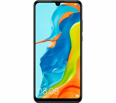 HUAWEI P30 Lite New Edition - 256 GB Android Mobile Smart Phone Black - Currys • 229.99£