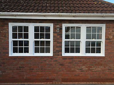 Sash Windows Upvc Sliding Sash Double Glazed A Rated Any Size One Price • 279£
