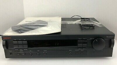 $200 • Buy Vintage Nakamichi Receiver 3 Stereo Receiver W/Remote,Antena & User Manual Used