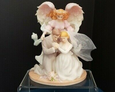 $30 • Buy Seraphim Classics Heaven On Earth ETERNAL LOVE The WEDDING ANGEL 8   Box/Packing