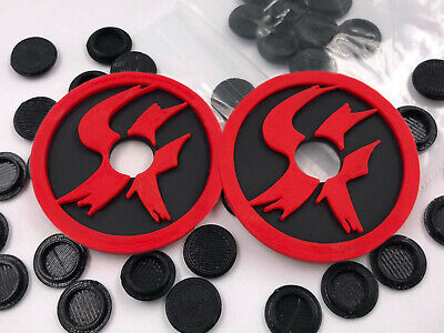 $5.50 • Buy Arcade1up Custom Parts Upgrade - Street Fighter - Joystick Dust Covers And Caps
