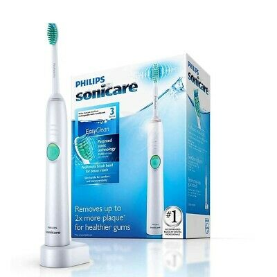 AU10 • Buy Philips HX6512/02 Electric Toothbrush (3 Series) - White, Rechargeable
