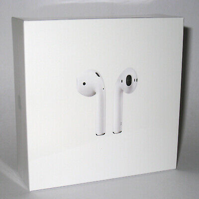 $ CDN164.32 • Buy Apple AirPods (White - Factory Sealed)