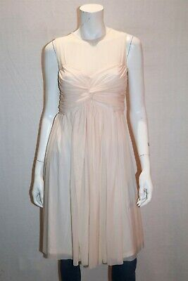 AU39.50 • Buy ASOS Maternity Brand Nude Mesh Lace Maternity Dress Size 8 BNWT #SI20