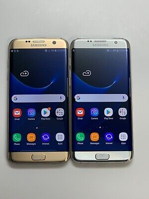 $ CDN249.77 • Buy Lot Of 2 Samsung Galaxy S7 Edge G935T 32GB T-Mobile GSM Unlocked Smartphone ^^