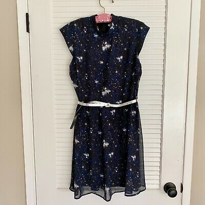 $9 • Buy Star Wars Girls' Dress With Belt Little Girls Size Large