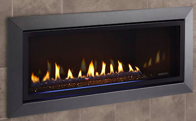 $2849 • Buy Majestic Jade Series 42  Direct Vent Gas Fireplace With Touch Ignition System