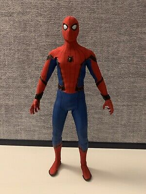 $255 • Buy Hot Toys 1/6 Spider-man Homecoming Preowned