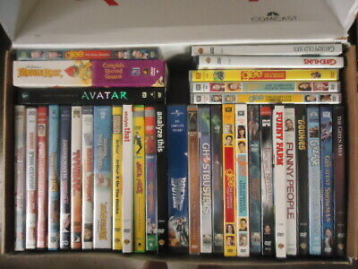 $ CDN9.86 • Buy Lot Of 35 Family DVDs -Hardly Used-Some Boxed Sets