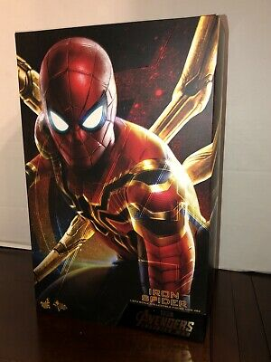 $238.90 • Buy Hot Toys Iron Spider - Marvel Avengers Infinity War Collectible Figure