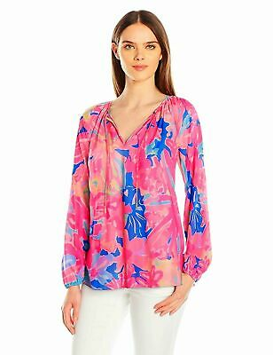 $42.99 • Buy NWT LILLY PULITZER MULTI PLAYA HERMOSA WILLA TOP Small