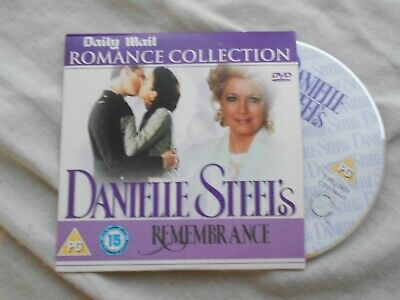 Daily Mail Promo DVD Danielle Steel's Remembrance • 1.25£