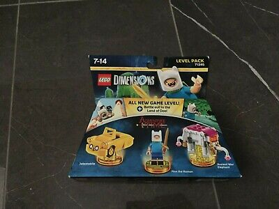 AU50 • Buy LEGO (Dimensions)  Level Pack: Adventure Time (#71245) New In Sealed Box