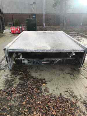Container Lorry Loading Platform Stage Dock Loader L3 X W2 X H0.5m  • 1,500£