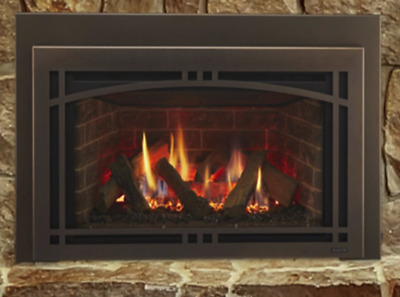 $2449 • Buy Majestic Ruby 35 Direct Vent Natural Gas Insert With Remote Control & Log Set