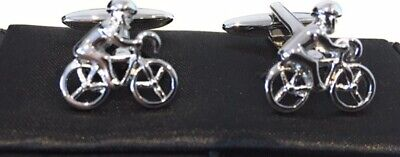 £4.99 • Buy CLOSING DOWN PRICE Cyclist Bike Rider In A Personalised Gift Box