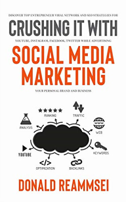 AU24.19 • Buy Reammsei Donald-Crushing It W/Social Media Mar (US IMPORT) BOOK NEW