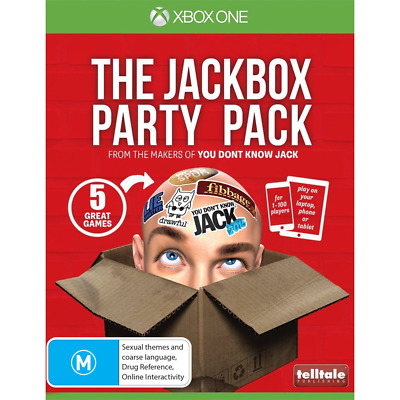 AU44.90 • Buy The Jackbox Party Pack For Xbox One AUS - NEW
