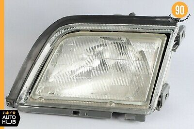 $180.60 • Buy 90-02 Mercedes R129 SL500 SL320 Left Driver Side Headlight Head Light Lamp OEM