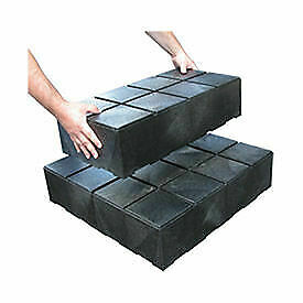 $50.49 • Buy Structural Plastic Dunnage Cube
