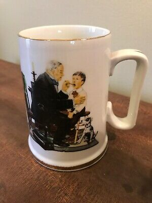 $ CDN6.59 • Buy Norman Rockwell Museum Coffee Or Tea Mug - The Country Doctor