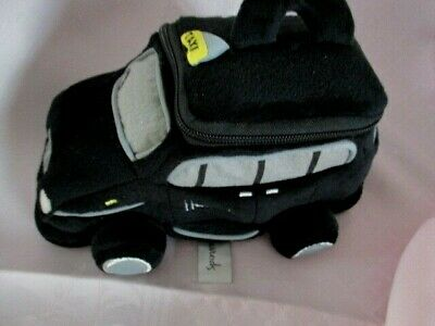 £11.95 • Buy FABULOUS Harrods Toy Velour Taxi+Driver And Passenger Collectable London Taxicab