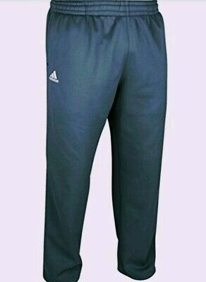 $ CDN29.99 • Buy Adidas Man Sweatpants Blue S Tech Fleece Pants Climawarm Jogging Basketball New