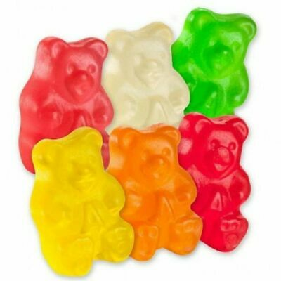 $13.99 • Buy Albanese Sugar Free 6 Flavor Gummi Bears - Pick A Size! -Free Expedited Shipping