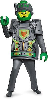 $21.40 • Buy Lego Nexo Knights Aaron Deluxe Size M 7/8 Boys Costume Disguise 7ET6zv1